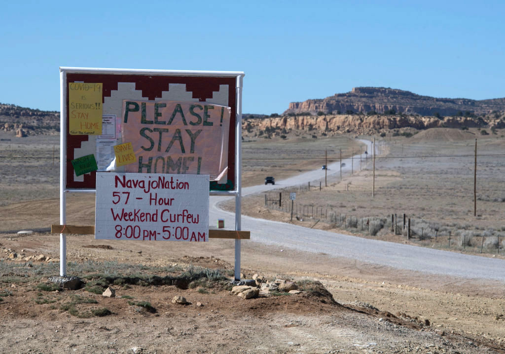 Thumbnail for The Navajo Nation Has a Higher Per Capita Rate of COVID-19 Infection Than NYC—Here's What You Need To Know (and How To Help)