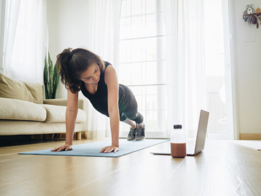 Get Ready for Omnichannel Fitness To Change the Way You Work Out Forever