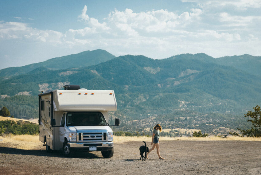 5 RV Travel Tips for Driving Cross-Country in the Middle of a Pandemic