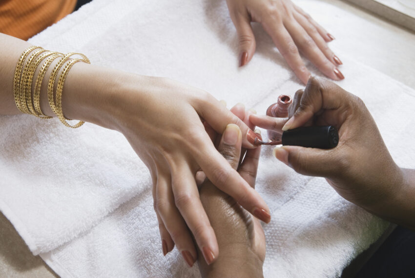 How Safe Is It to Go to a Nail Salon Right Now? Experts Explain