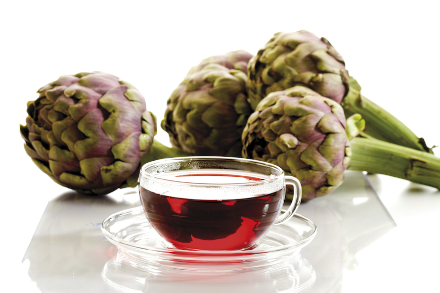 Thumbnail for Artichoke Tea Is a Thing, And It Offers These 6 Healthy Benefits