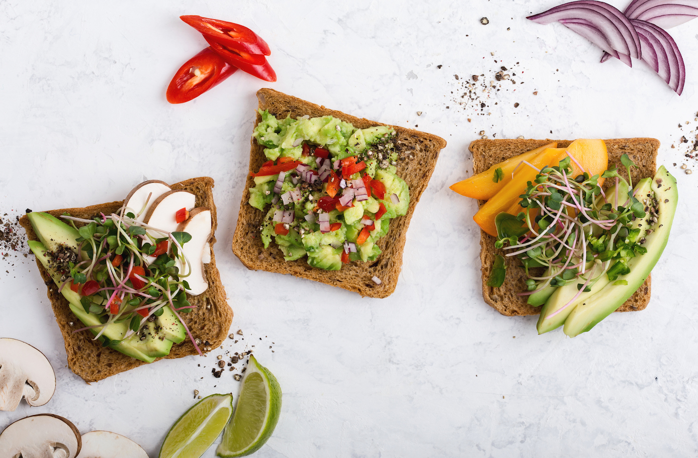 Thumbnail for How a Plant-Based Chef Adds Extra Protein to Her Avocado Toast