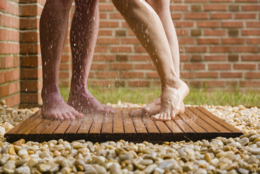 Shower Sex Actually Doesn't Have To Suck, Thanks to 5 Tips From a Sexologist