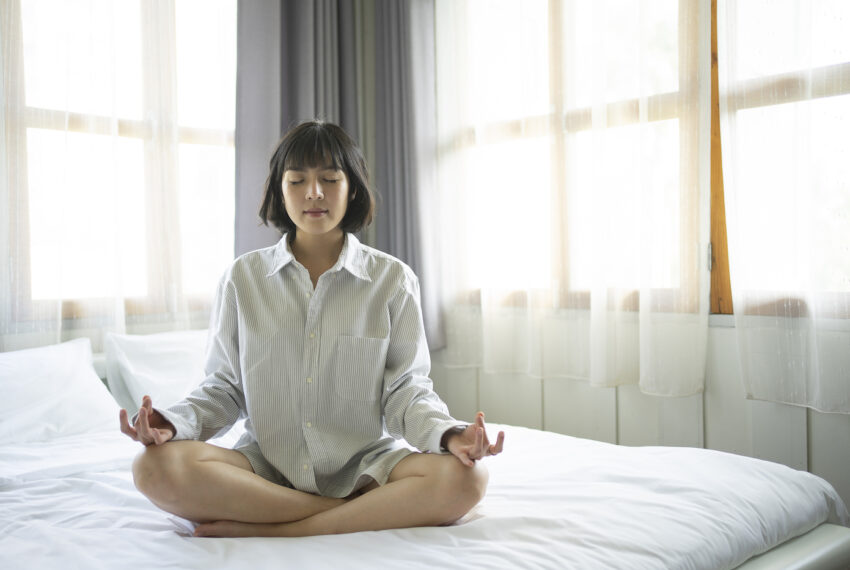 Visualization Meditation Actually Encourages an Active Mind—Here's How It's Done