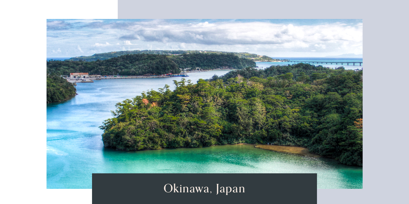 Blue Zones Guide Okinawa