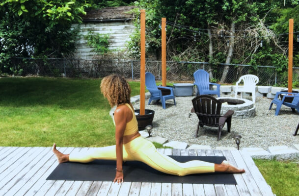 This Yoga Flow Makes Even the Most Unbendy People More Flexible