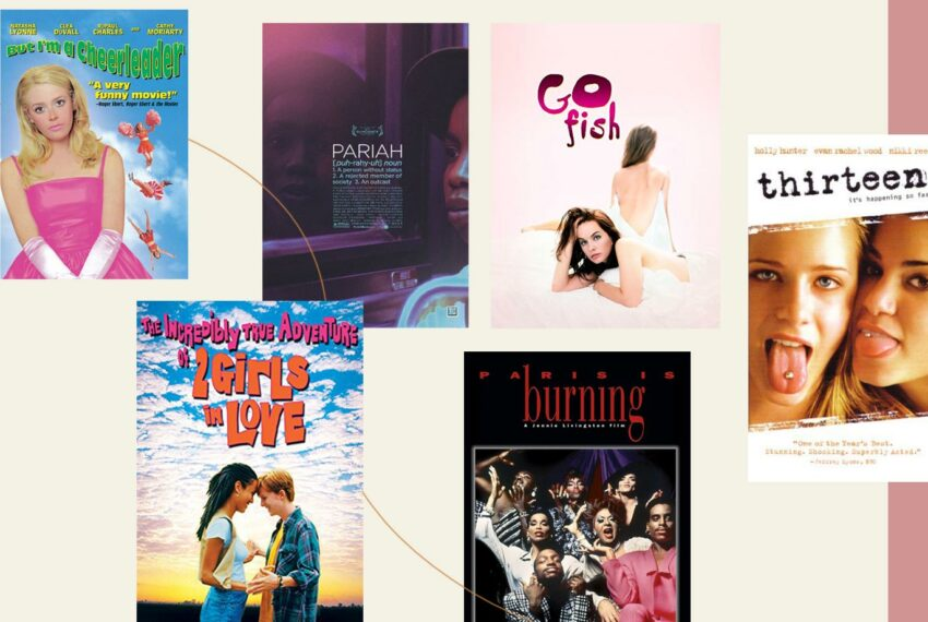Grab the Popcorn and Binge These 10 Queer-Positive Films From the '80s and '90s That Still Land