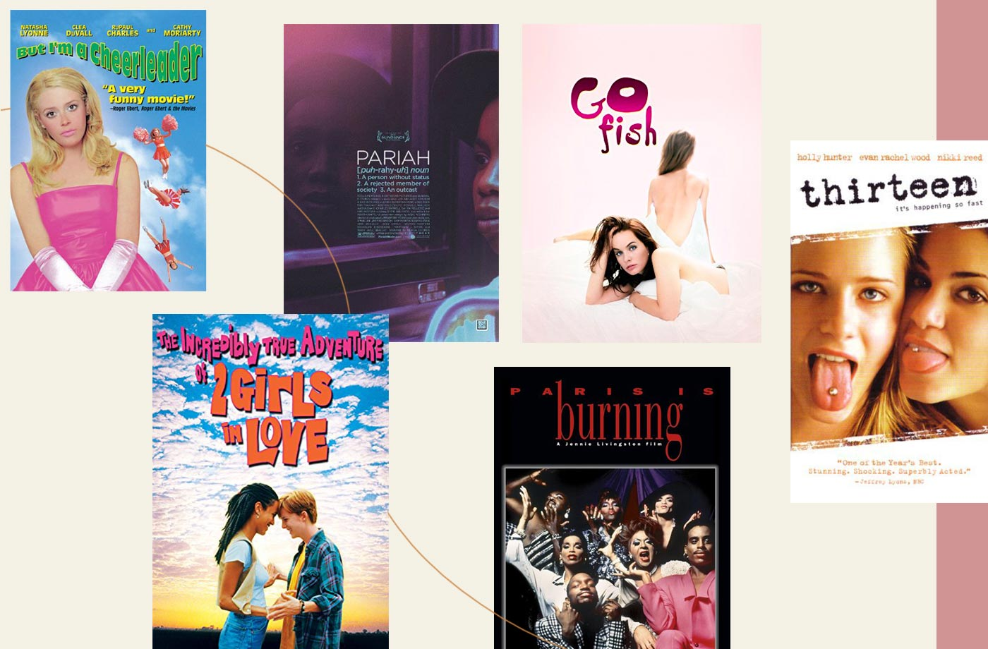 Thumbnail for Grab the Popcorn and Binge These 10 Queer-Positive Films From the '80s and '90s That Still Land