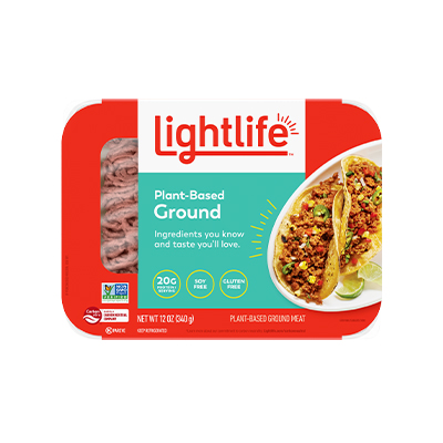 Lightlife Plant-Based Ground