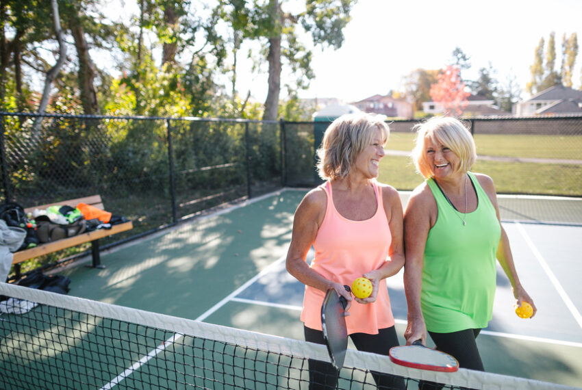 How To Get Better at Pickleball, the Fastest Growing Sport in America