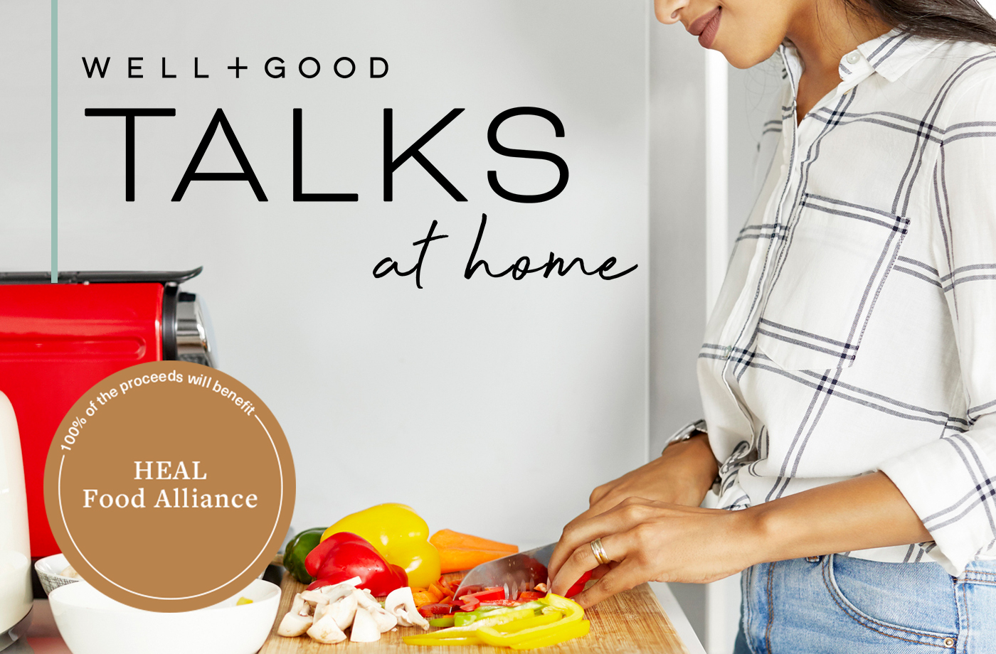 Thumbnail for Well+Good TALKS: The Future of Healthy Eating in 2020 and Beyond