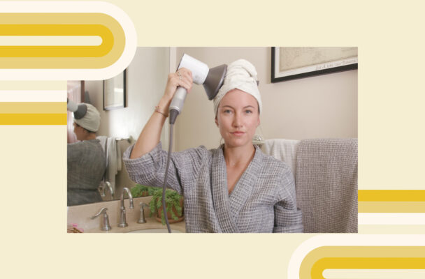 When Your Follicles Need an Up-Close Cleanse, Try an At-Home Scalp Facial