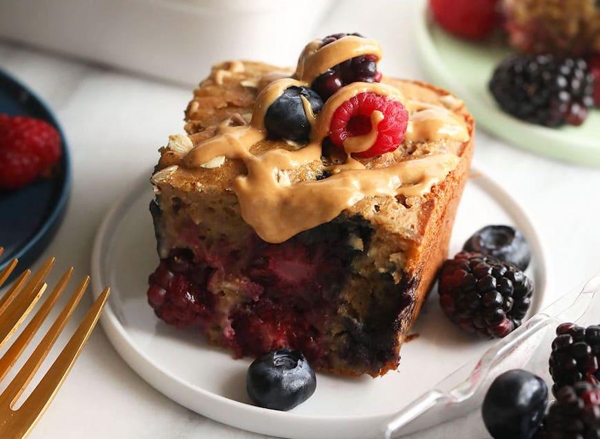 breakfast cacke