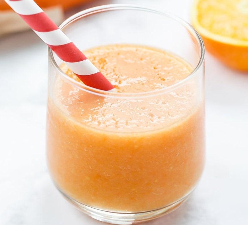 kid-friendly carrot juice
