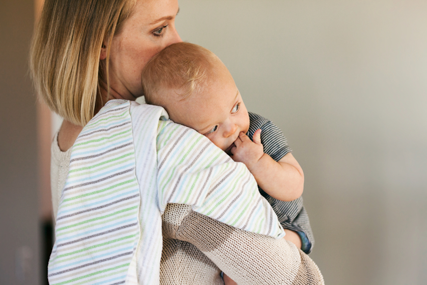 Thumbnail for Postpartum Depression Is On the Rise—Here's Why