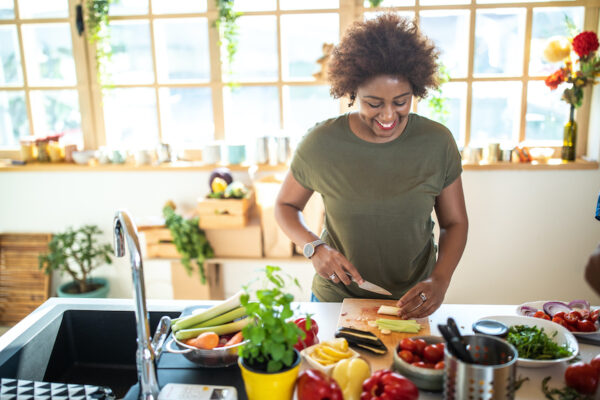 'It's Impossible To Get Enough Protein'—And 3 More Myths About Veganism Busted by Dietitians