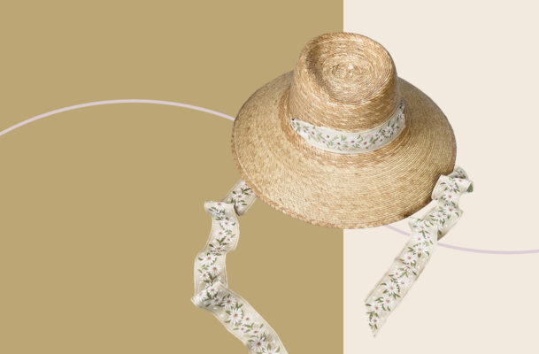 The One-of-a-Kind Sustainable Sun Hats That Are Made for the Dog Days of Summer
