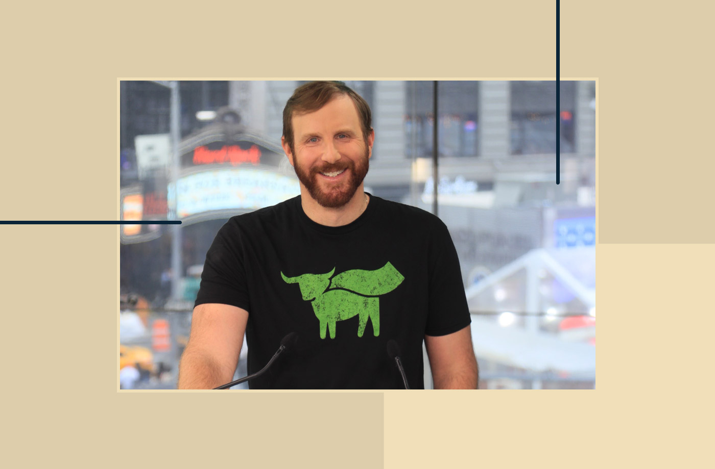 Beyond Meat CEO Ethan Brown on Business During the Pandemic, Kentucky Fried 'Chicken,' and Never Truly Being Done Perfecting a Product