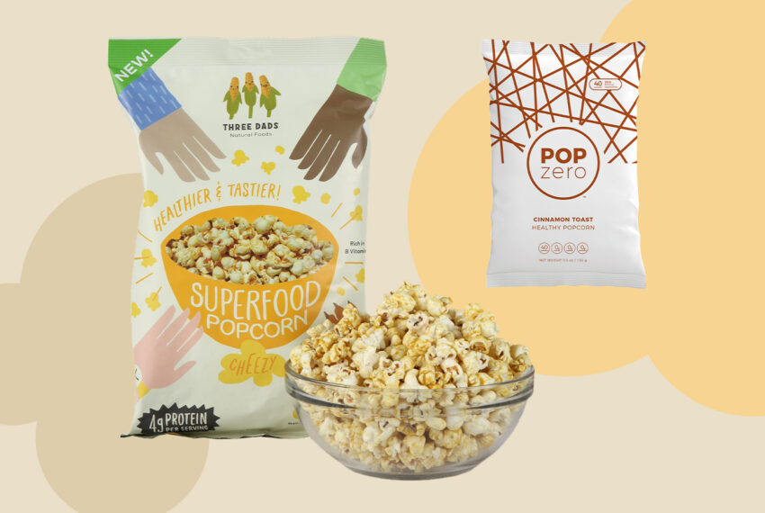 Popcorn Has Always Been a Dietitian-Approved Snack, but These Brands Are Making It Even Healthier