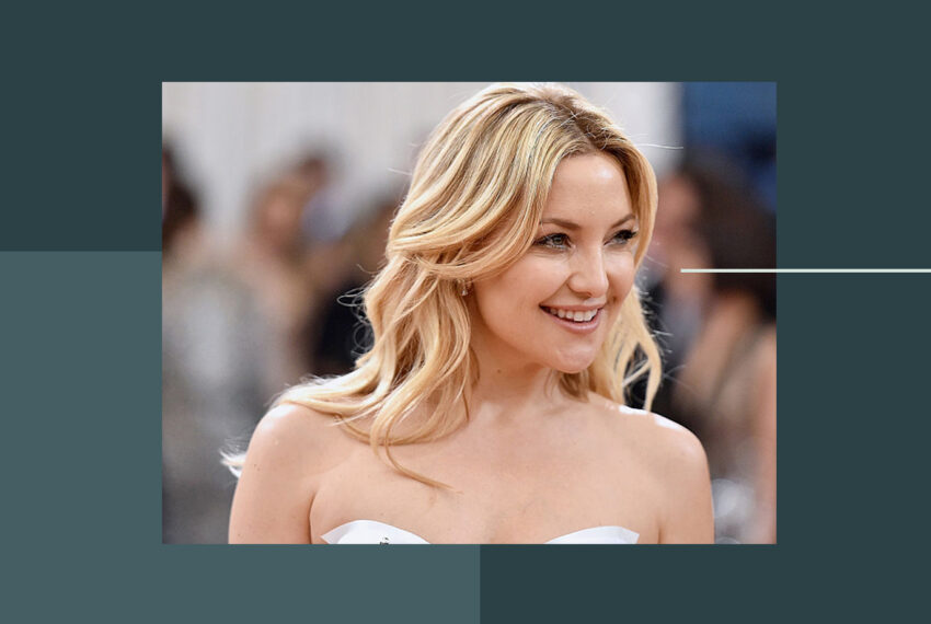 Kate Hudson Uses *This* $32 Moisturizer Daily to Look Like a Human Ray of Sunshine