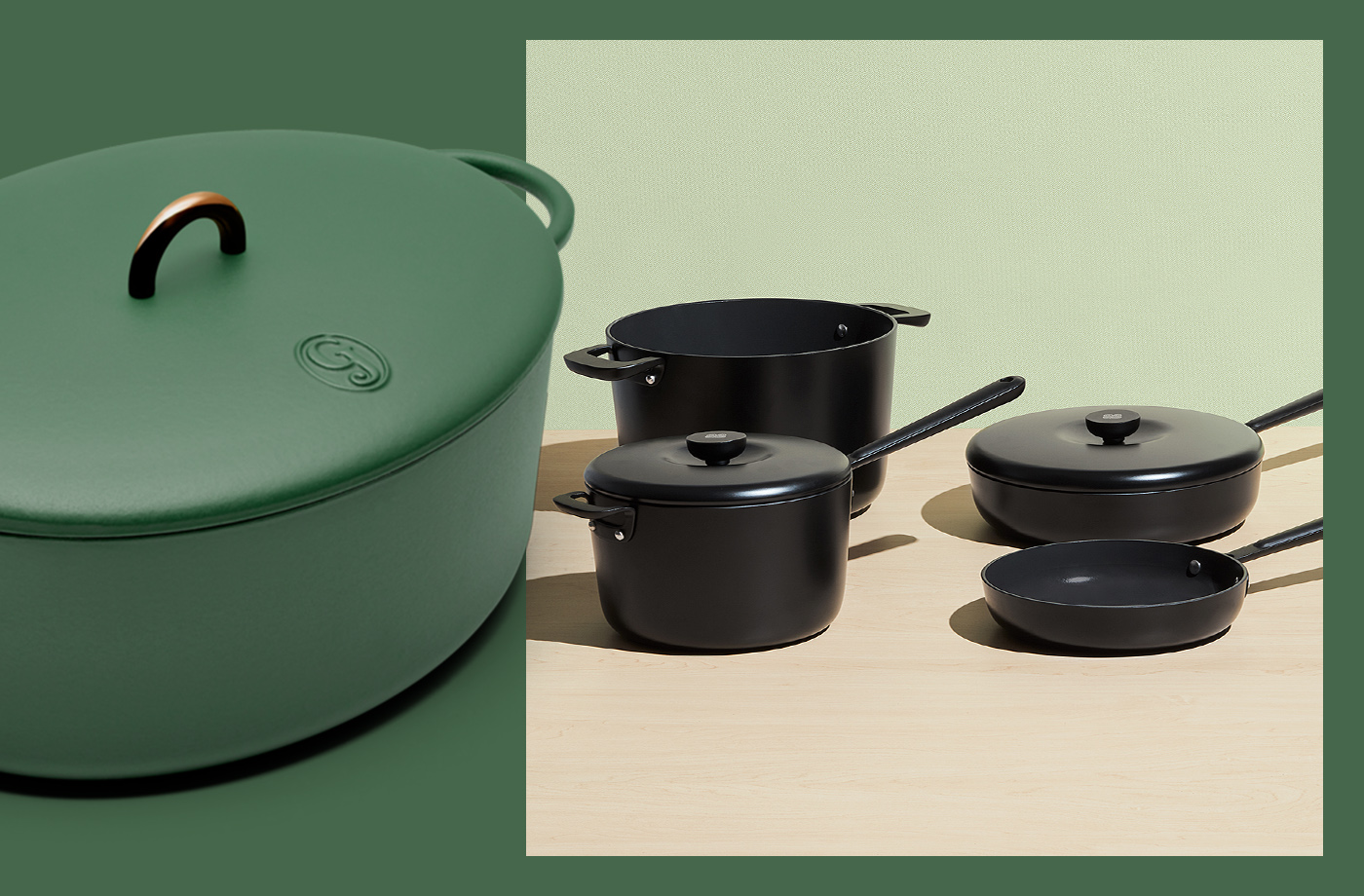 Thumbnail for I've Tried Every Instagram Cookware Brand There Is, and This Is My Definitive Ranking