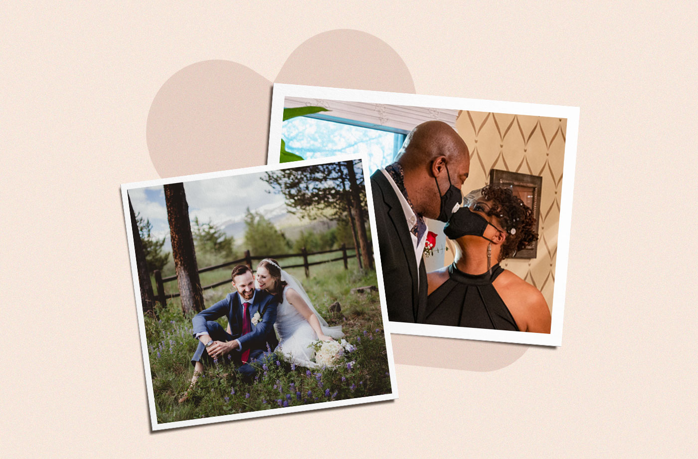 Thumbnail for 10 Pandemic Newlyweds Share How They Honeymooned Without Hopping on a Plane