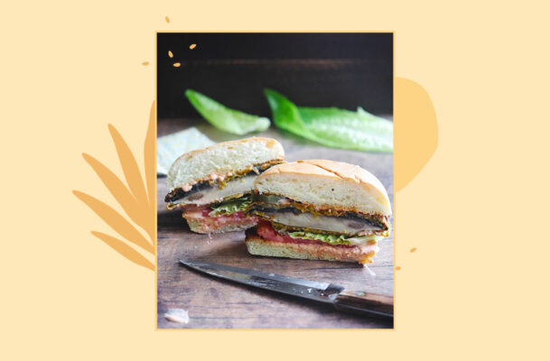 We Asked a Healthy Chef to Make the Perfect Plant-Based Chicken Sandwich—Here's What Happened