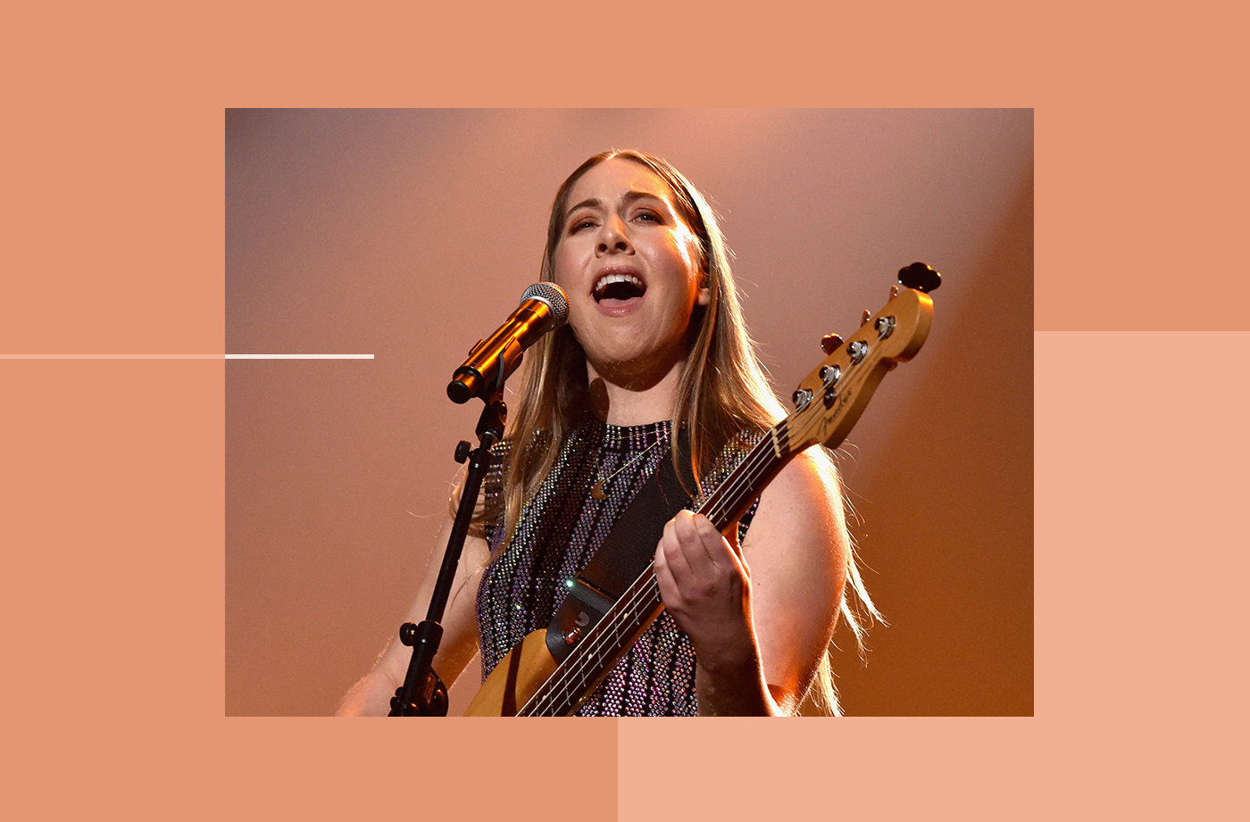 Thumbnail for Este Haim Says She Was Told Her Type 1 Diabetes Would Make a Music Career Impossible