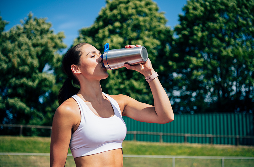 Thumbnail for Is It Better To Drink a Protein Shake Before or After a Workout? Here's What an RD Says
