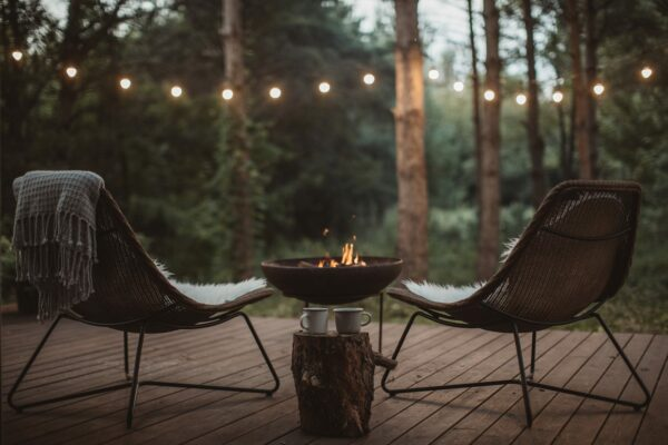 How To Extend the Life of Your Outdoor Space Well Into Autumn