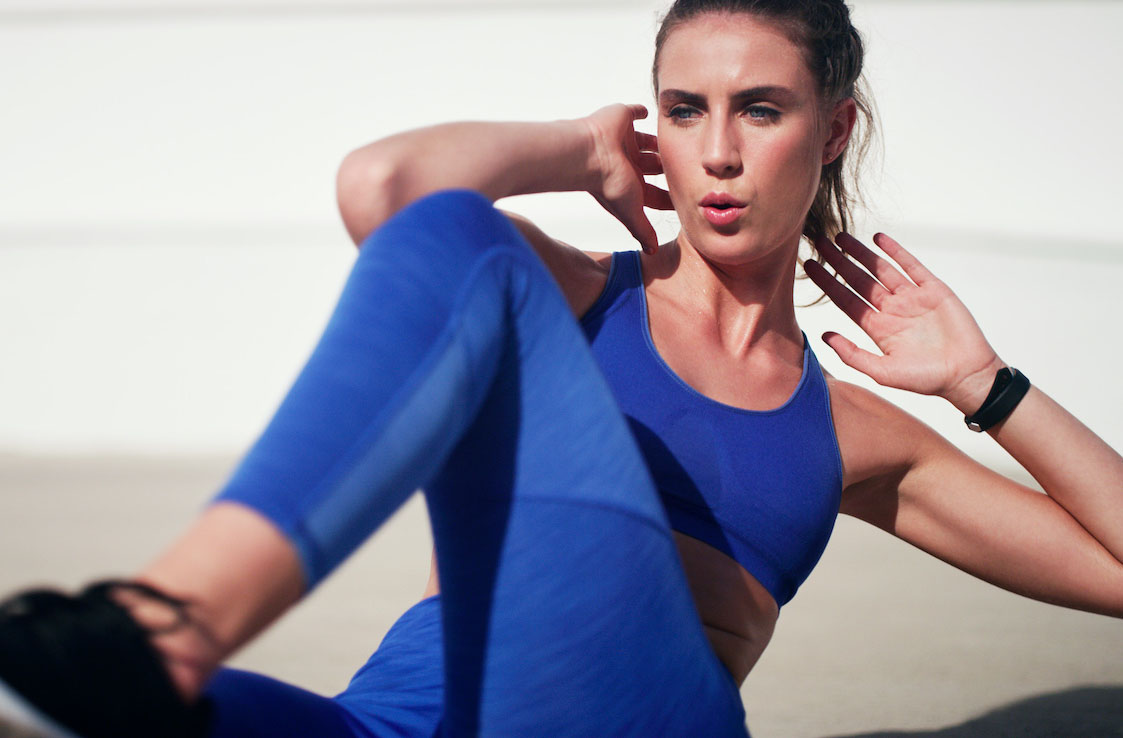 Thumbnail for I Went to an Outdoor Workout Class During COVID-19—Here's What It Was Really Like