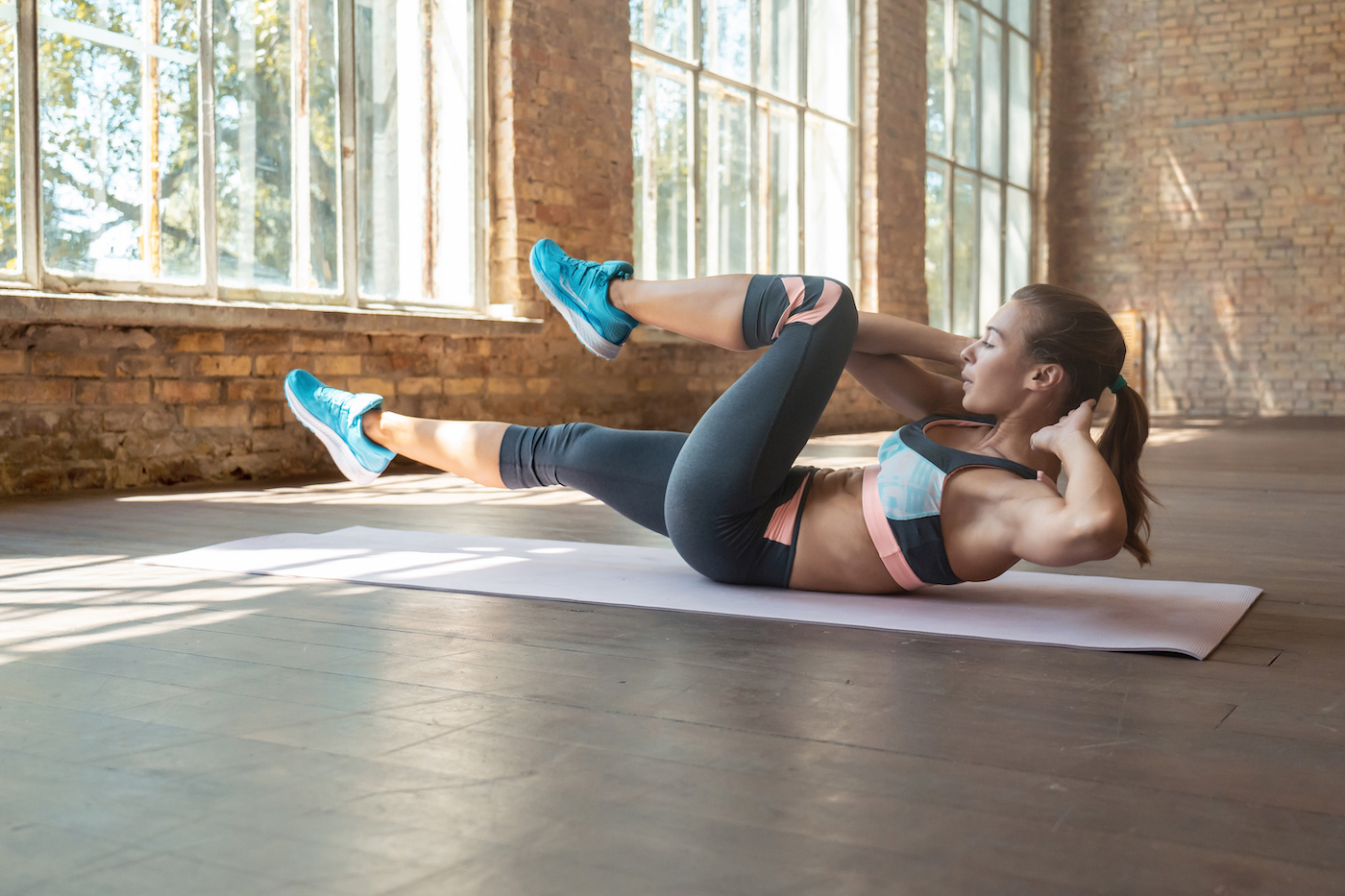 The 8-Minute Core and Back Workout That Makes Planks Look Like Child's Play
