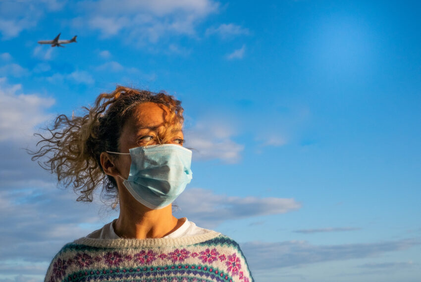 What to Know About Eye Health While Wearing a Mask, According to Top Health Expert