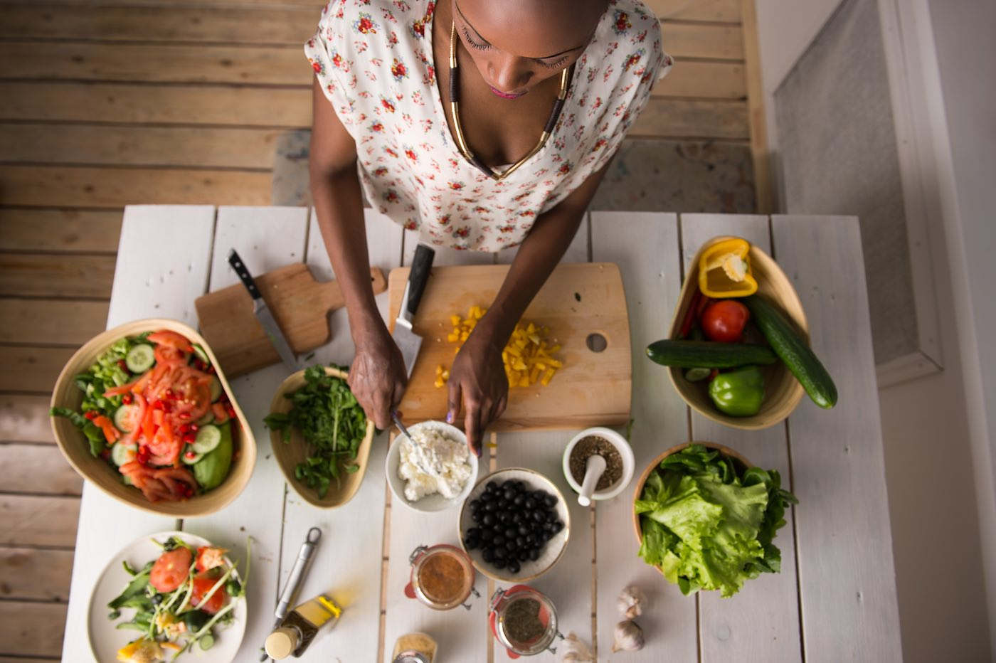 Thumbnail for The 'Eatwell Guide' Helps You—And the Planet—Live Longer