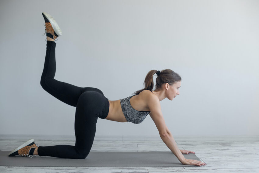 This '4-Way Glutes' Series Hits the Hardest-To-Reach Corners of Your Booty