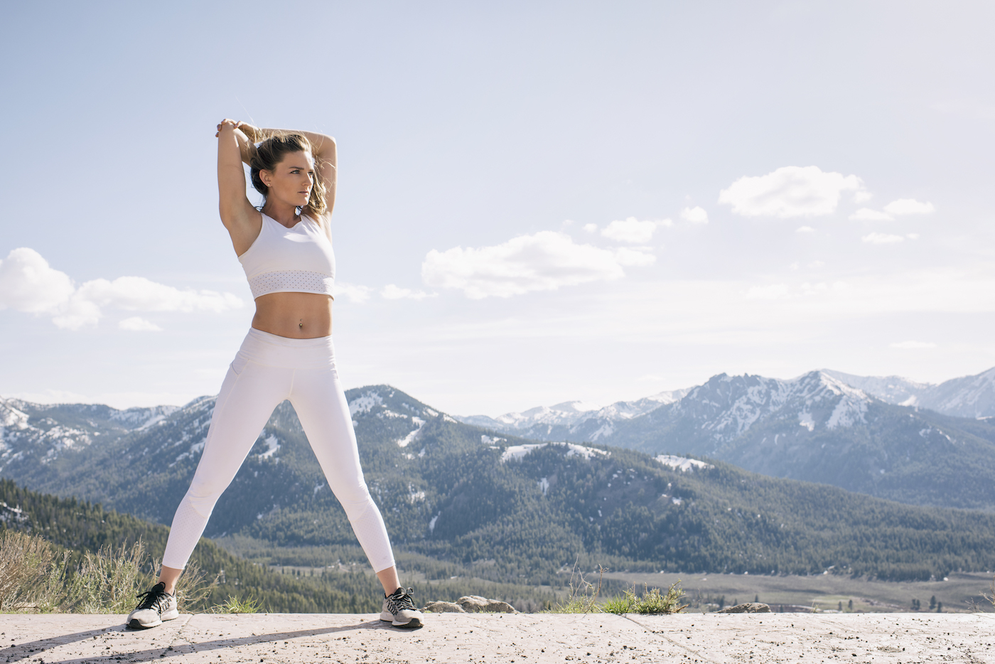 Thumbnail for 9 Pieces of Activewear That Our Editors Have Been Living in Throughout Quarantine