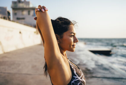 Exactly How To Dial Up Your Exercise Intensity—Because a New Study Says That's What Longevity-Boosting Workouts Are Made Of