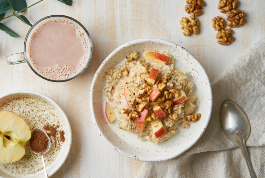4 Easy Plant-Based Breakfasts You Can Make in 5 Minutes or Less