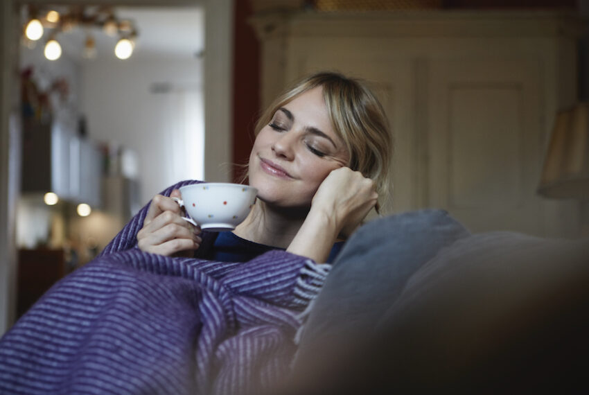What To Drink To Fall Asleep Faster, According to a Registered Dietitian