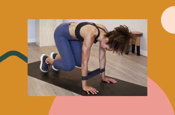 Feel the Burn Like Never Before With This 25-Minute Upper Body Circuit