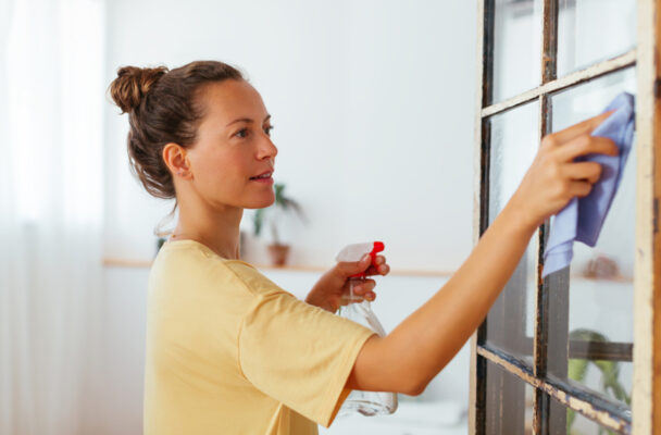 How To Keep Your Home Sparkling by Cleaning Just 10 Minutes a Day