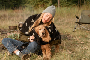 How To Find a Beautiful Pet-Friendly Campsite Near You
