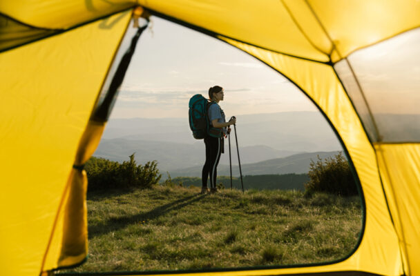 'I Go Camping Every Month, and This Is What You Need To Sleep Well Under the Stars'