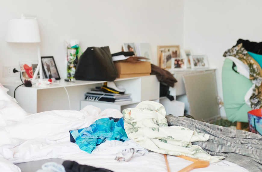 Thumbnail for In Defense of Living In a State of Disorganized, Cluttered Disarray, According to Science
