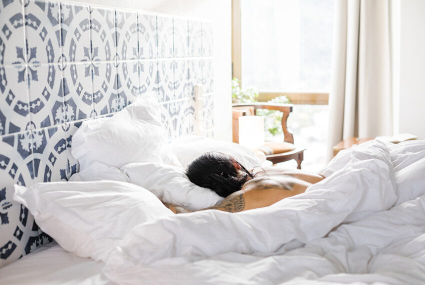 7 Benefits of Sleeping Naked That Will Make You Want To Snooze in the Buff Every Night