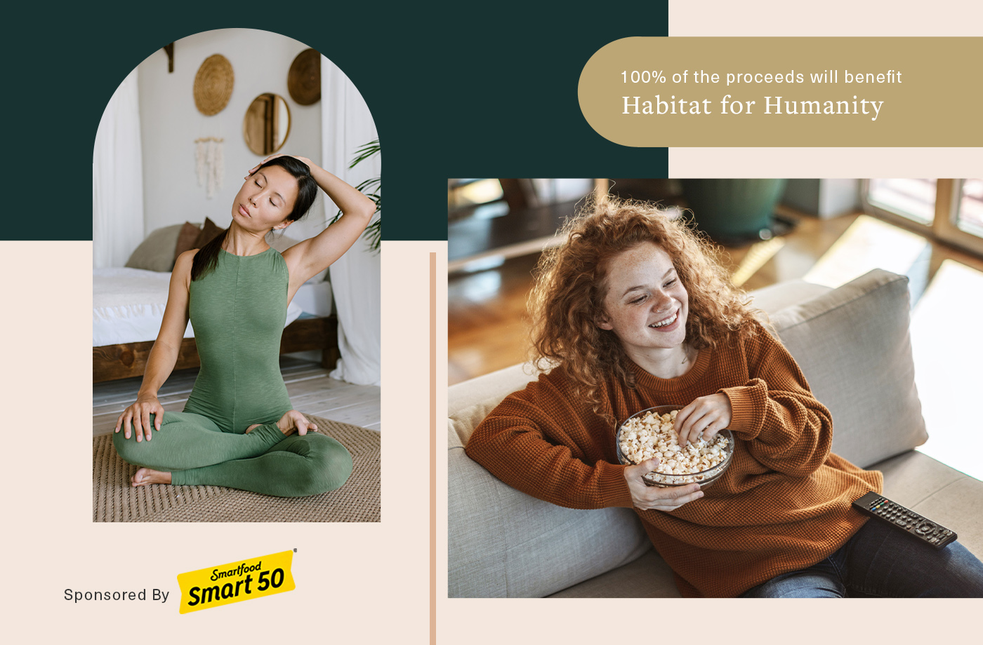 Thumbnail for Well+Good TALKS: From Home Gyms to Home-Cooked Meals: How Our Four Walls Have Become Our Entire Wellness Worlds