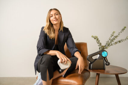 Maria Sharapova on the Workout That She Loves for Agility Work (and No, It's Not Tennis)