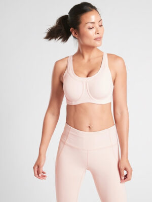 Athleta Sports Bra for Big Boobs
