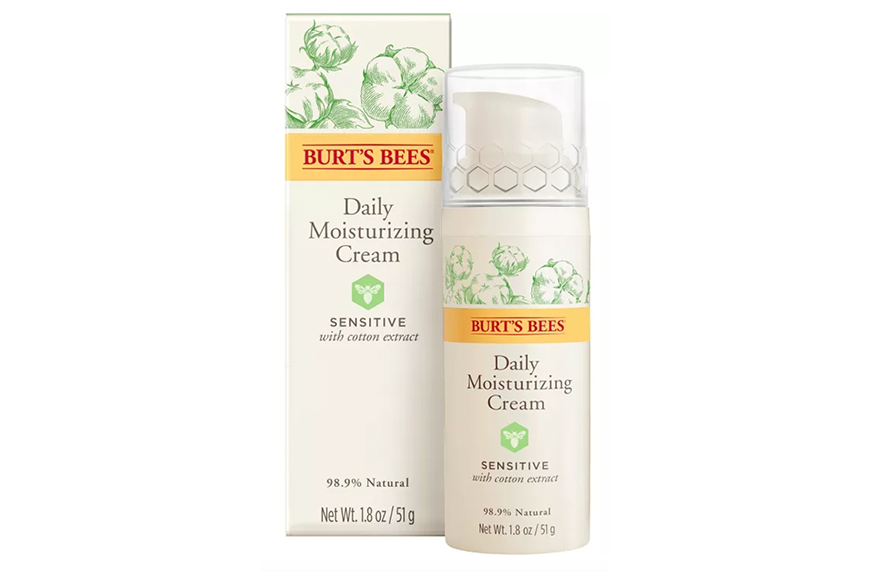 Burt's Bees Daily Face Moisturizer, best beauty products under $15