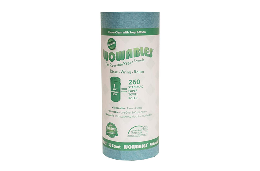 eco-friendly cleaning wipes